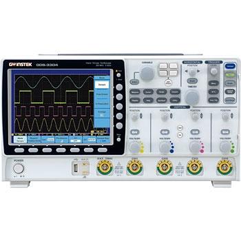 德仕 TEXIO  GDS-3504 4ch数字存储盘500MHz·5GS s TEXIO GDS 3504 4ch 500MHz middot 5GS s