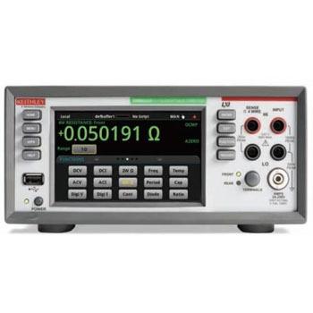 Tektronix DMM6500 6.5位数图形取样多表 Tektronix DMM6500 6 5