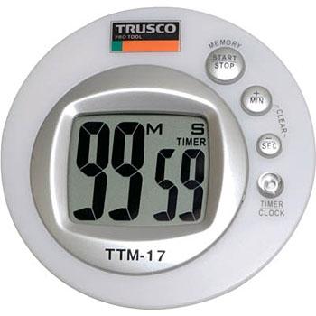 TRUSCO TTM17 彩色计时器彩虹 TRUSCO TTM17