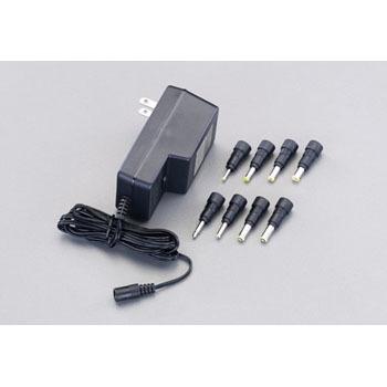 ESCO EA812JP-1 AC 100V 5060Hz AC适配器[插头8个付] ESCO EA812JP 1 AC 100V 5060Hz AC 8
