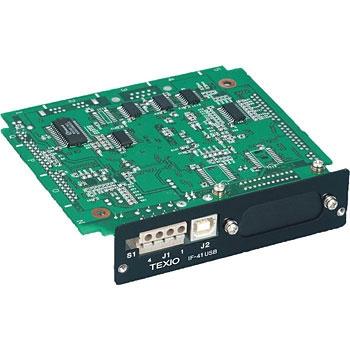 德仕 TEXIO  IF-41USB PW-A PAR-A系列的选项USB TEXIO IF 41USB PW A PAR A USB