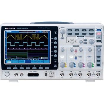 德仕 TEXIO  GDS-2072A 2ch数字存储容量7MHz、2GS(半频道时) TEXIO GDS 2072A 2ch 7MHz 2GS