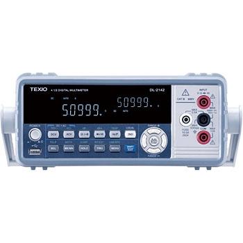 德仕 TEXIO  DL-2142G 数字多计量器4位数1 2?USB?GP-IB?温度测量 TEXIO DL 2142G 4 1 2 USB GP IB