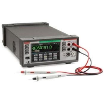 Tektronix DAQ6510 6.5位数数据收集多米+ 20ch插件卡7700付 Tektronix DAQ6510 6 5 20ch 7700