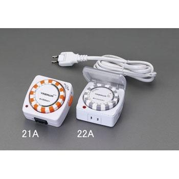 ESCO EA763A-22A AC 100V15A 1.5米计时器(重复) ESCO EA763A 22A AC 100V15A 1 5
