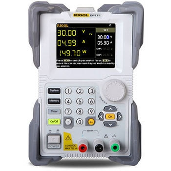 RIGOL DP711 程序器直流电源DP 700系列 RIGOL DP711 DP 700