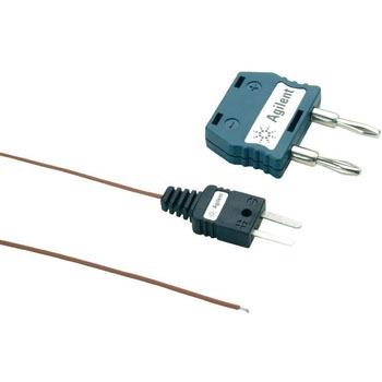 KEYSIGHT TECHNOLOGIES U1185A J类型热电对(1m)&适配器 KEYSIGHT TECHNOLOGIES U1185A J 1m