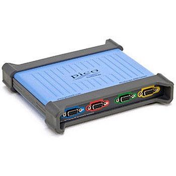 PICO TECHNOLOGY PicoScope 4444 1000 V CAT III kit USB Ocoro PicoScope 4000系列 PICO TECHNOLOGY PicoScope 4444 1000 V CAT III kit