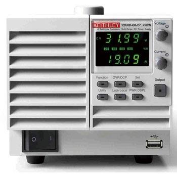 KEITHLEY 2260B-80-27 程序器DC电源 KEITHLEY 2260B 80 27 DC