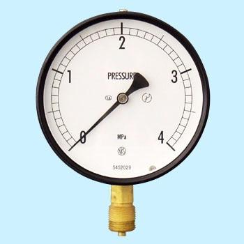 长野计器 NKS AE10-131-4.0MPa 普通型压力计(A框架立形G 38)100Φ NKS AE10 131 4 0MPa A G 38 100