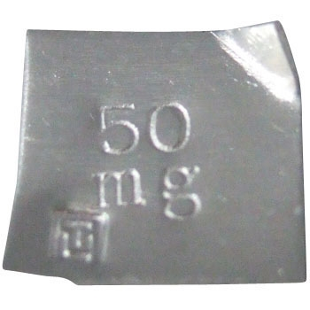 東京硝子 TGK 738-65-53-23 标准砝码50mg单品 TGK 738 65 53 23 50mg