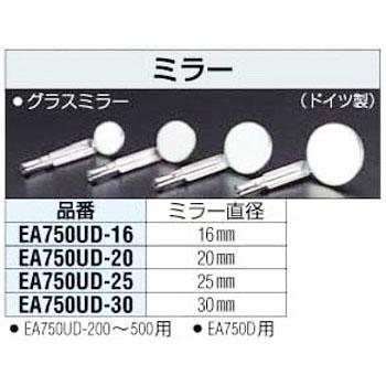 ESCO EA750UD-16 16mm不锈钢钢镜