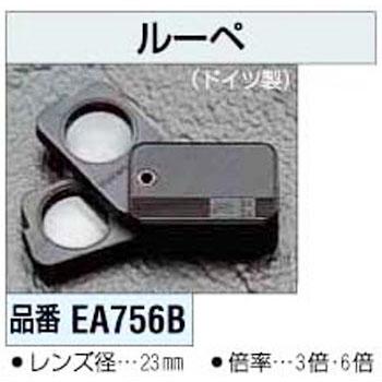 ESCO EA756B 23mm [ x3.x6 ]放大镜 ESCO EA756B 23mm x3 x6
