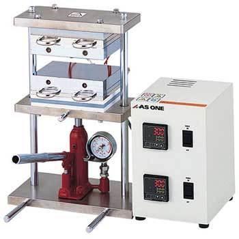亚速旺 ASONE HC300-01 小型热压机(带有冷却功能) ASONE HC300 01