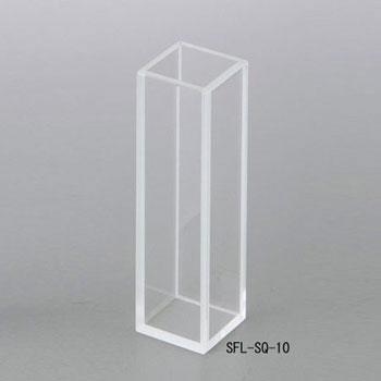 AS ONE SFL-SQ-10 石英单元格 AS ONE SFL SQ 10
