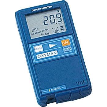AS ONE OM-25MF01 氧气监视器OXYMAN AS ONE OM 25MF01 OXYMAN