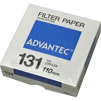 ADVANTEC 131110 圆形定性纸No.131 ADVANTEC 131110 No 131