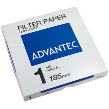 ADVANTEC 11185 圆形定性纸No.1 ADVANTEC 11185 No 1
