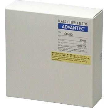 ADVANTEC 36381150 玻璃纸GC-50 ADVANTEC 36381150 GC 50