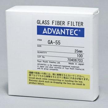 ADVANTEC 36261025 玻璃纸GA-55 ADVANTEC 36261025 GA 55