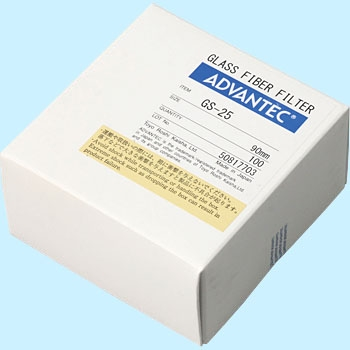 ADVANTEC 36481090 玻璃纸GS-25 ADVANTEC 36481090 GS 25