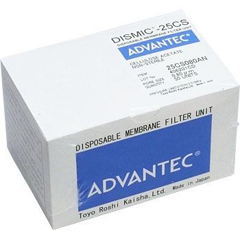 ADVANTEC 25CS080AN 激光滤光器DISMIC CS类型 ADVANTEC 25CS080AN DISMIC CS