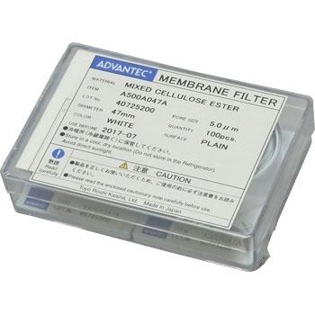 ADVANTEC A500A047A 纤维素混合酯类型成员B500A ADVANTEC A500A047A B500A