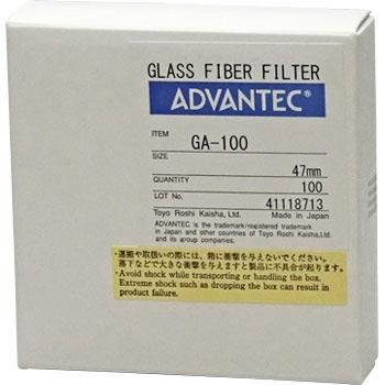 ADVANTEC 36281047 玻璃纸GA - 100 ADVANTEC 36281047 GA 100
