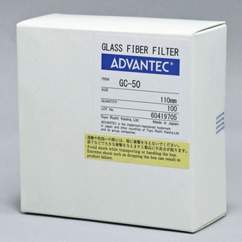 ADVANTEC 36381110 玻璃纸GC-50 ADVANTEC 36381110 GC 50