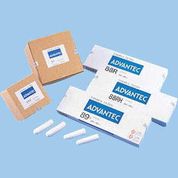 ADVANTEC 35400251 圆筒纸No.84