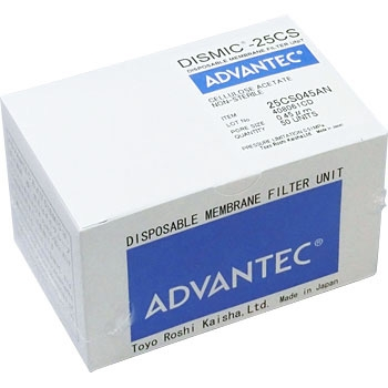 ADVANTEC 25CS045AN 激光滤光器DISMIC CS类型 ADVANTEC 25CS045AN DISMIC CS