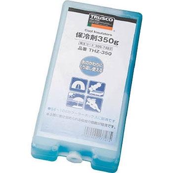 TRUSCO THZ-350 保冷剂通常类型(- 1℃) TRUSCO THZ 350 1