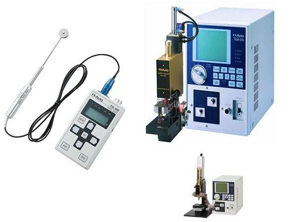艾比欧 AVIO 脉冲电流加热装置的设备 TCW-125C AVIO TCW 125C