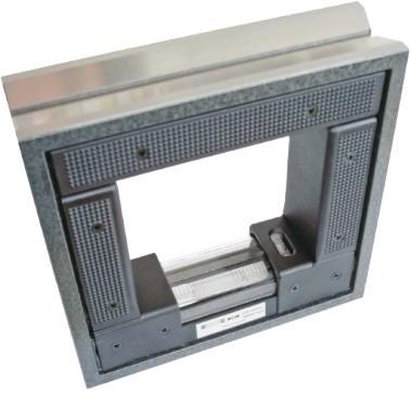 德国Rockle方型200*200框式水平仪|4223/200水平尺